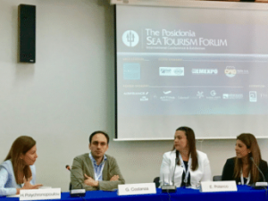 EMMIS MARINE in Posidonia Sea Tourism Forum